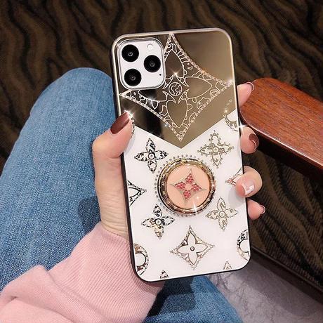 iPhoneケース(リング付き)
