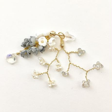 Toki  Earringsピアス - SHORT- / eda-S2