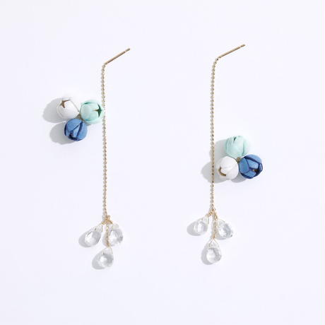 Marine Chain Earrings ピアス