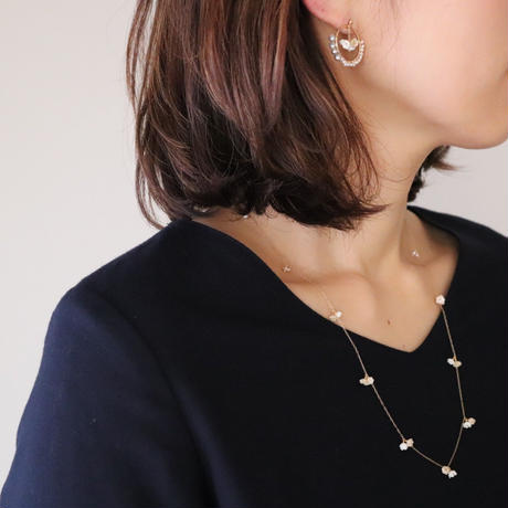 Nano Ring Necklaceネックレス