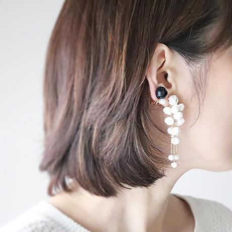 Shower Earringsピアス / Ear clipsイヤリング
