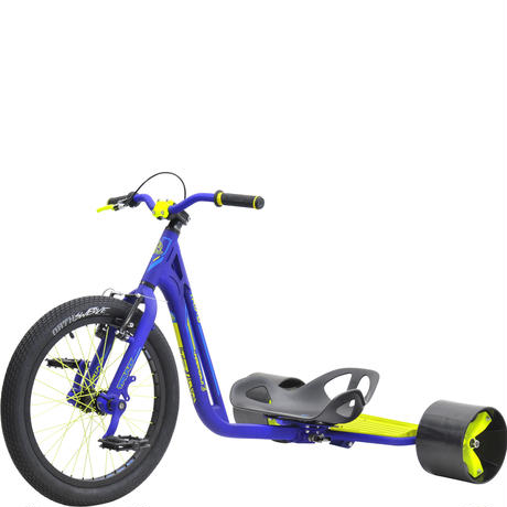 TRIAD Trike Underworld 3 -Blue/NeonYellow