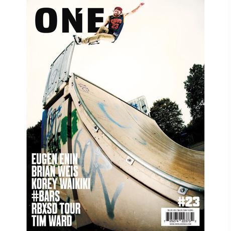 ONE magazine #23