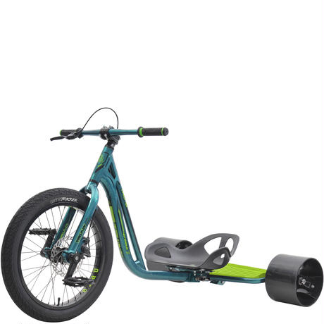 TRIAD Trike Notorious 3 Green