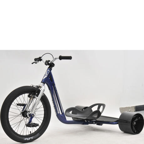 TRIAD Trike Underworld 3 -Blue/Chrome