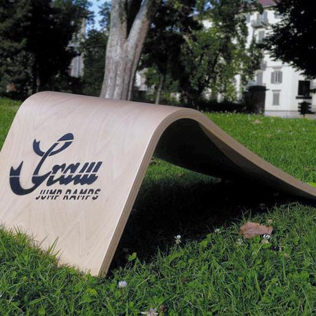 GRAW スケート用ジャンプランプ G35PROFESSIONAL
