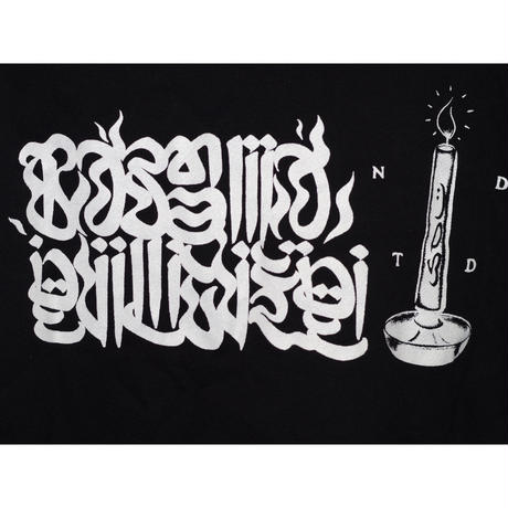 【TASMANIANDEVIL NEVER DIE】Kaht Design CANDLE PARKER