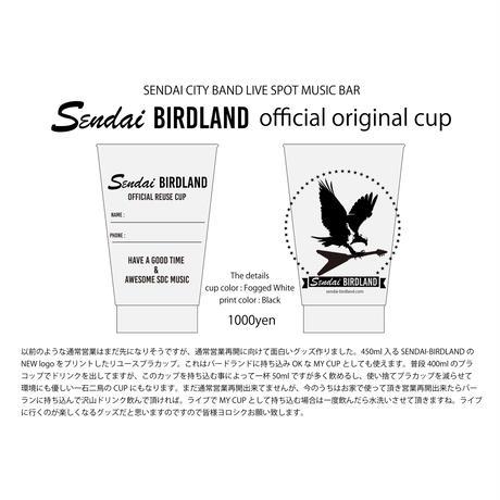 BIRDLAND オリジナルリユースカップ