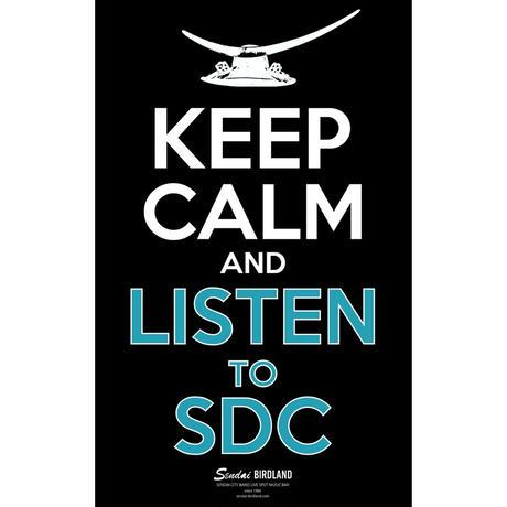 LISTEN TO SDC T-SHIRT