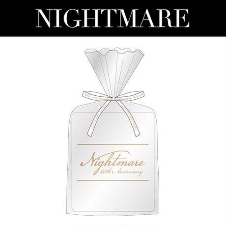 NIGHTMARE 20th Anniversary Last Tour SCUM QUINTET NEVER ENDS アニバーサリータオルセット