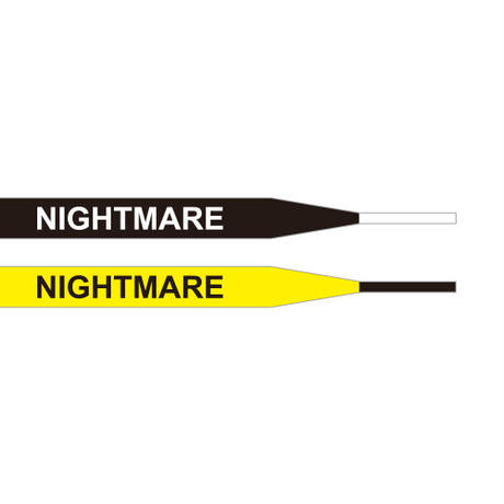 NIGHTMARE FC LIMITED LIVE 2020 YOMI PRODUCE GOODS NIGHTMARE -Sholase-