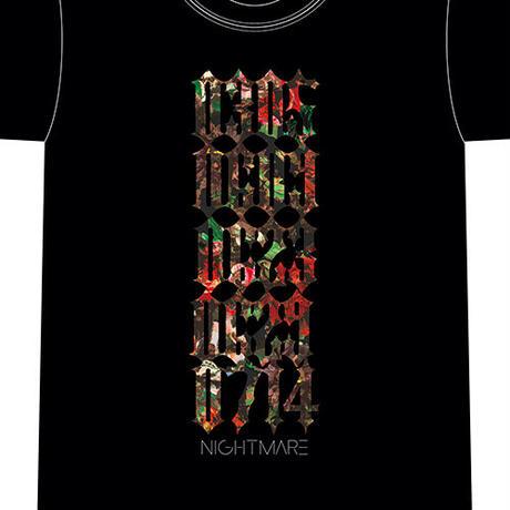 NIGHTMARE BIRTHDAY LIVE 2021  Tシャツ