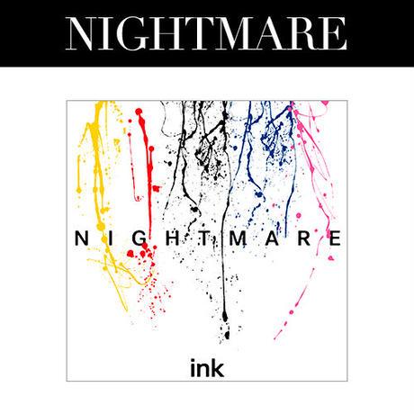 NIGHTMARE『ink』初回盤Tシャツ付き通販限定商品