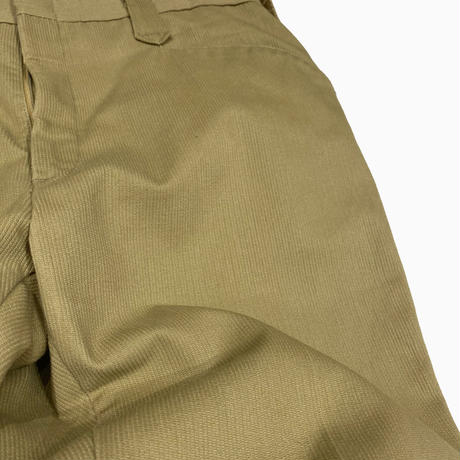 vintage euro70s corduroy boots cut pants TALON ジップ