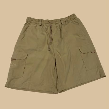 vintage euro easy cargo shorts 90s