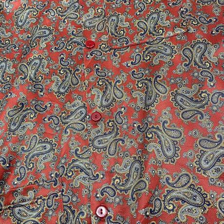 vintage euro satin pajama set up