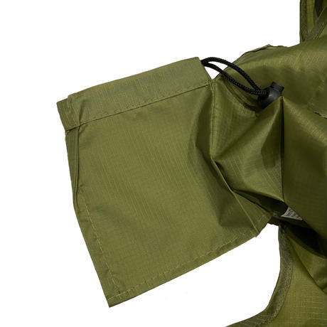 SENDER TOKYO 'POP LOGO' nylon bag