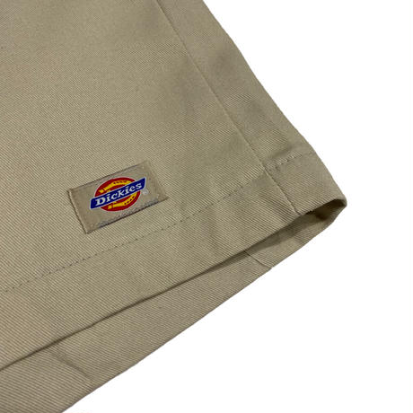 old Dickies double knee work shorts