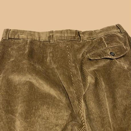 vintage euro 80s corduroy pants