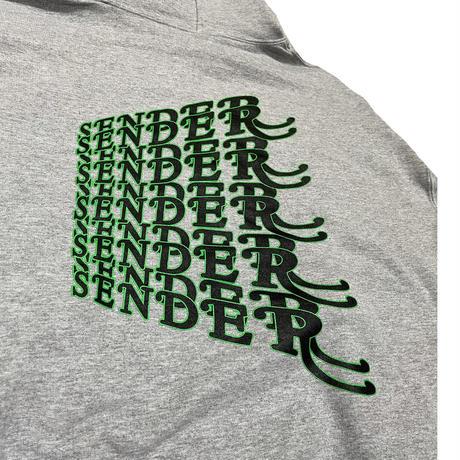 "SENDER TOKYO  ""Stack Pullover"""