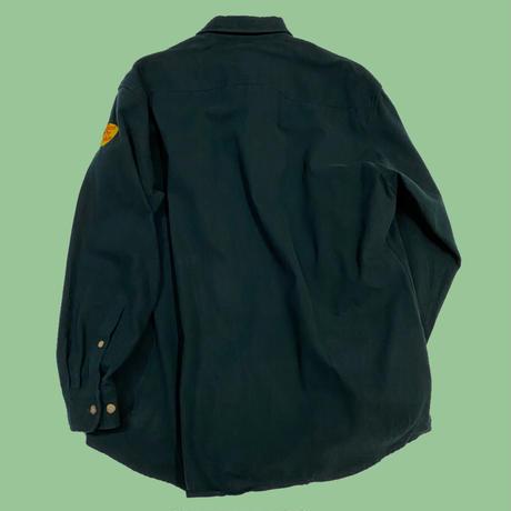 old Wappen wool shirt
