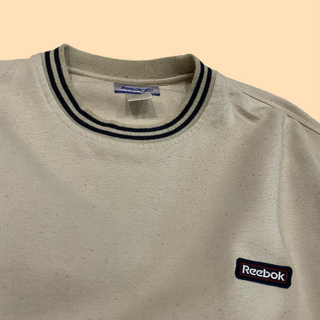 old Reebok logo sweat