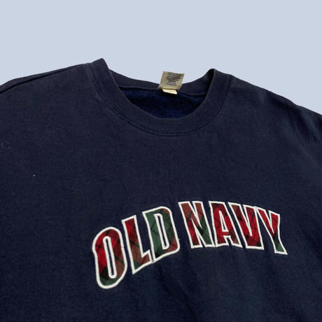 90s OLD NAVY over size sweat