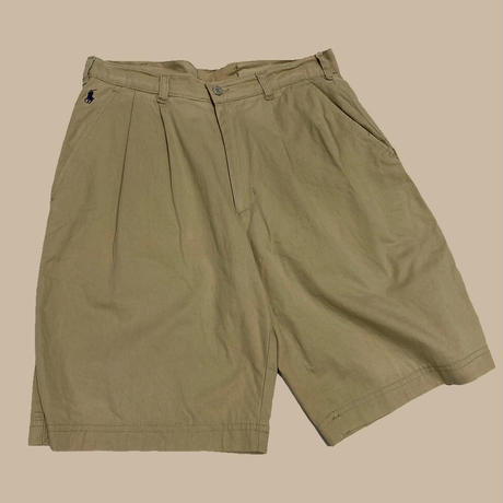 old Ralph Lauren 2pleats shorts