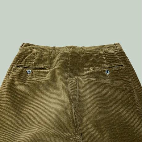 vintage euro corduroy pants