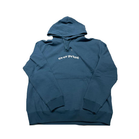 over print/CANDY Hoodie