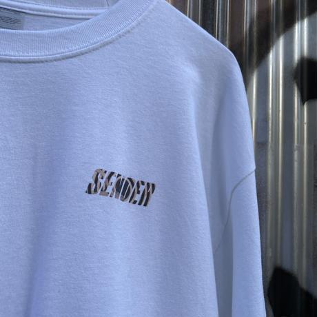 "SENDER TOKYO ""DMT 2trip"" L/S tee"