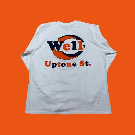 "21ss WELL UPTONE STREET ""Alternately colors L/S"""