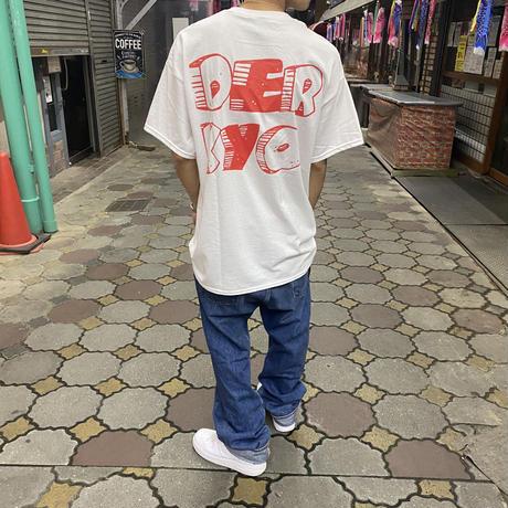"SENDER TOKYO ""Half Logo Tee"""
