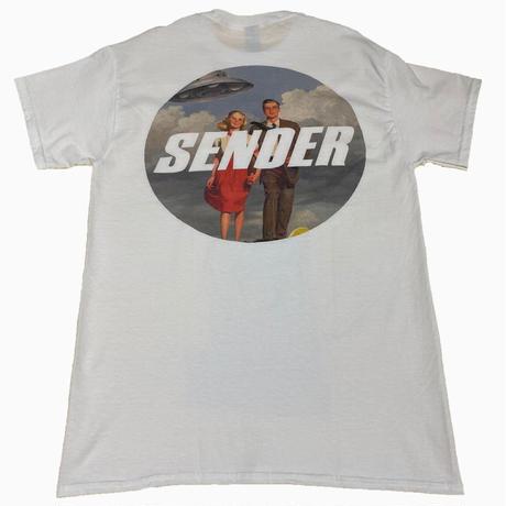 "SENDER TOKYO ""DMTtrip"" S/S tee"