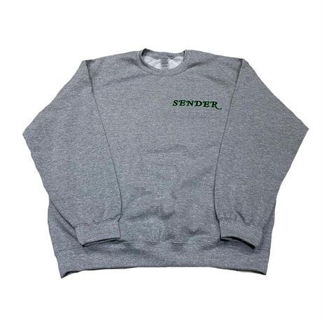 "SENDER TOKYO  ""Stack Crewneck"""