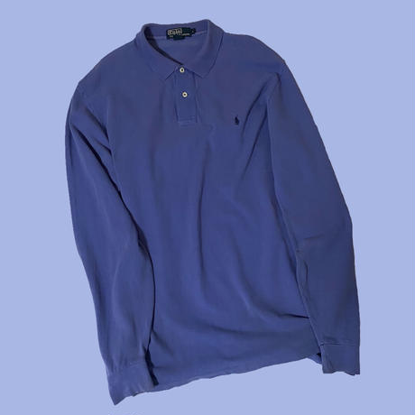 old Ralph Lauren over size polo shirt