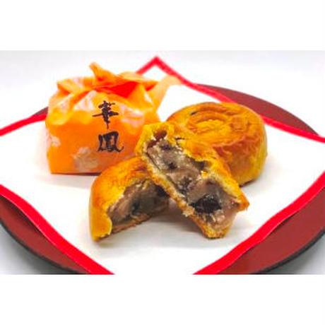 華鳳オリジナル月餅(華鳳お茶菓子)10個入