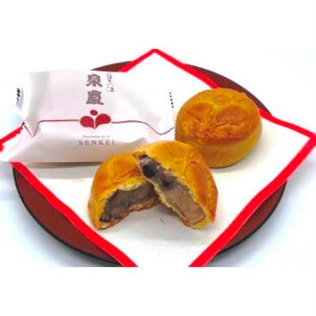 泉慶まんじゅう(泉慶お茶菓子)6個入