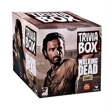 Walking Dead Trivia Game ウォーキング デッド トリビアゲーム