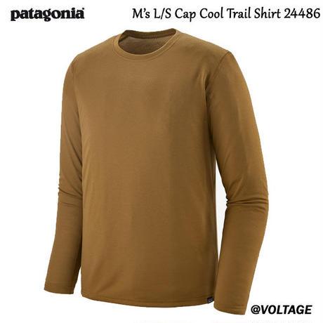 パタゴニア patagonia M's L/S Cap Cool Trail Shirt 24486 メンズ・ロングスリーブ・キャプリーン・クール・トレイル・シャツ MULB 正規品