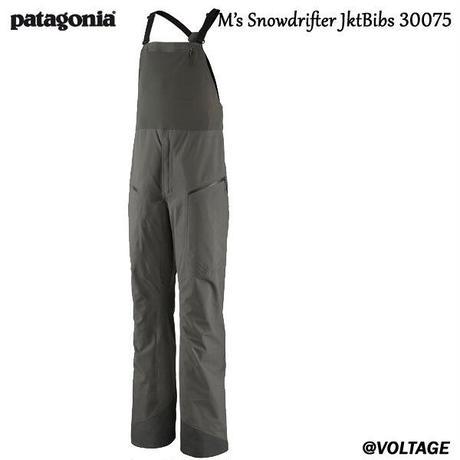 パタゴニア Patagonia M's Snowdrifter Bibs 30075 メンズ・スノードリフター・ビブ 正規品