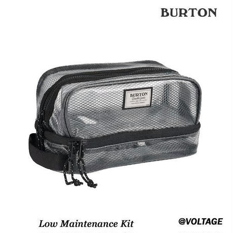 BURTON Low Maintenance Kit Toiletry Bag アクセサリーケース トラベル アクセサリー バッグ 小物入れ2019 Spring&Summer
