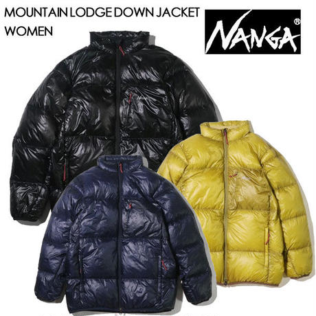 NANGA ナンガ MOUNTAIN LODGE DOWN JACKET マウンテンロッジダウンジャケット レディースNANGA DOWN WEAR 2020 AUTUMN/WINTER