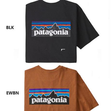 パタゴニア patagonia P-6 Logo Respomsibili Tee 38504 メンズ・P-6ロゴ・レスポンシビリティー