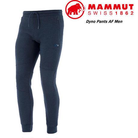 MAMMUT マムート Dyno Pants AF Men  peacoat メンズ スウェット パンツ アウトドア スノーボード スキー 1022-00391