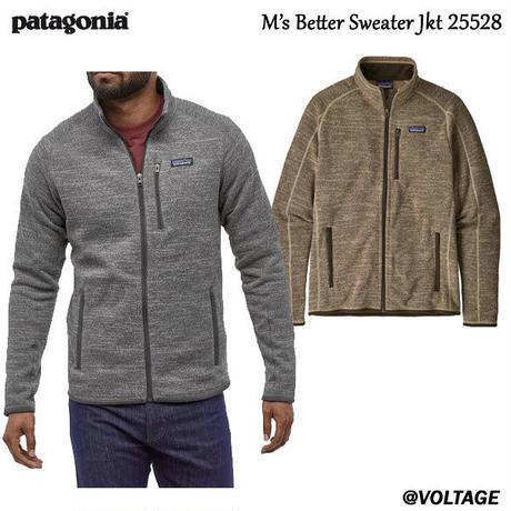 パタゴニア Patagonia M's Better Sweater Jkt 25528 メンズ・ベター・セーター・ジャケット  正規品