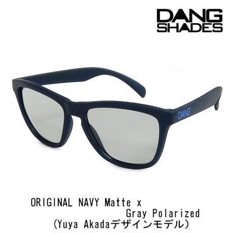 DANG SHADES ダンシェイディーズ ORIGINAL  (Yuya Akadaデザインモデル)(偏光レンズ)サングラス ダン・シェイディーズ vidg00414