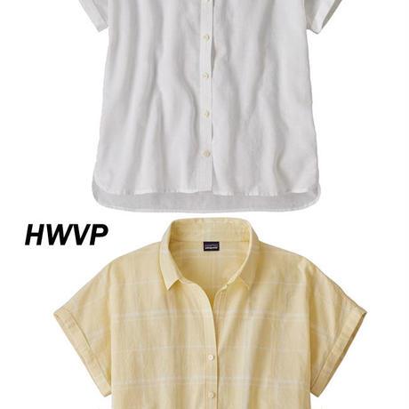 パタゴニア Patagonia W's LW A/C Shirt 52960 ウィメンズ・ライトウェイト・ACシャツ レディース 半袖シャツ