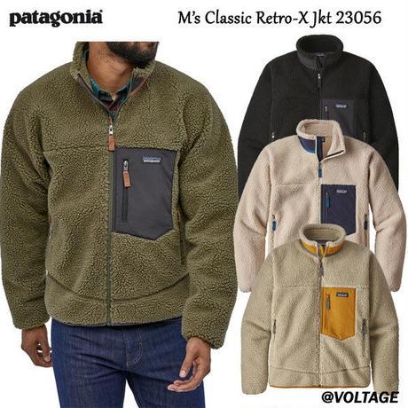 パタゴニア Patagonia M's Classic Retro-X Jkt 23056 メンズ・クラシック・レトロX・ジャケット 正規品