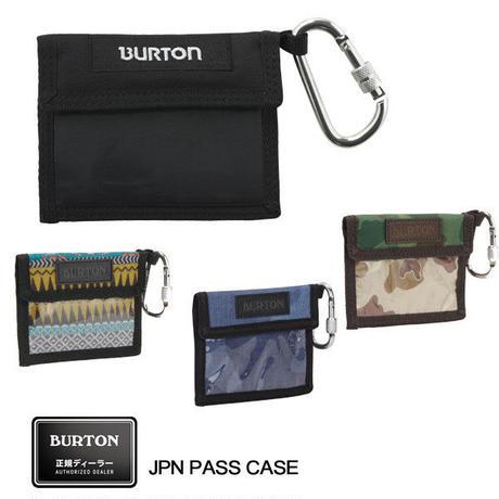 18-19 BURTON バートン JPN PASS CASE パスケース チケット入れ 小物入れ 小銭入れ 170301 2018-2019